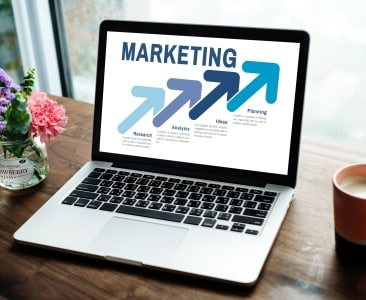 Online marketing diensten
